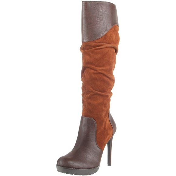 Jessica Simpson Shoes - Jessica Simpson suede knee high boot